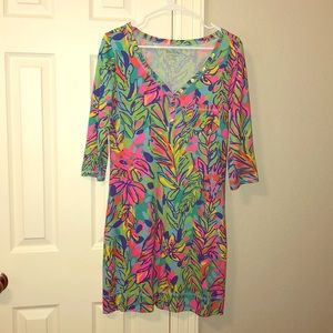Lilly Pulitzer Cotton Dress Size S